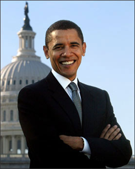 Barack Obama - President of the United States