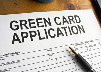 Employment Green Card